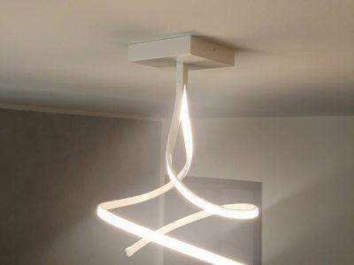 Sospensione luce