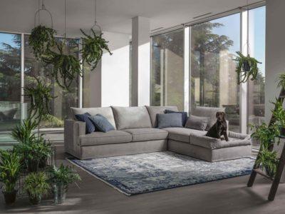 Samoa divano moderno